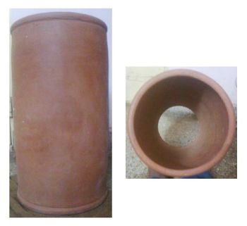 Clay pot Food Preservator