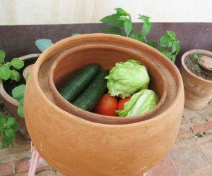 Indian Summeri - Zeer pots