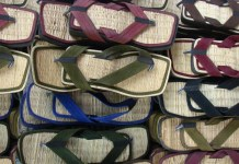 eco-friendly - Osho Chappals