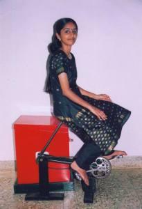 Remya Jose – Mechanical Washing Machine