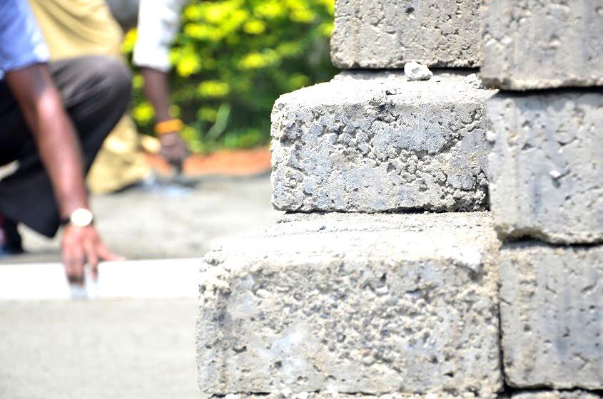 Smarter Dharma Innovates Granite Slurry Bricks For Tab India
