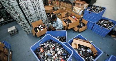 Attero Recycling e-waste
