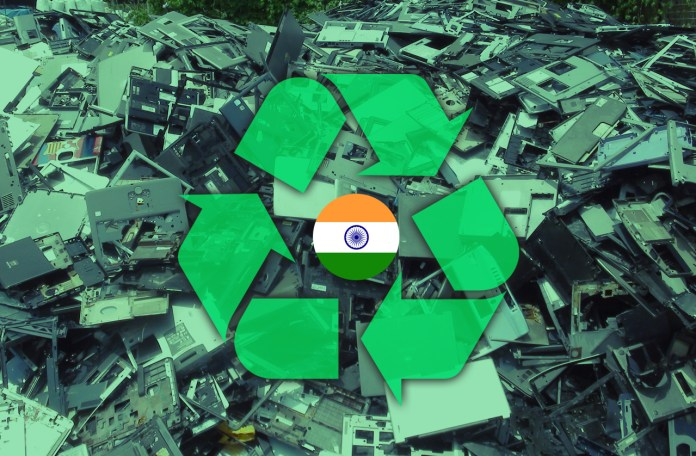 E-waste-recycling-in-India