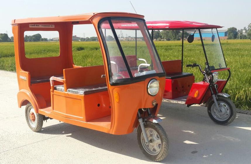 Goenka Electric Motor Vehicles Pvt Ltd