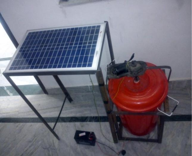Solar Washing Machine in India