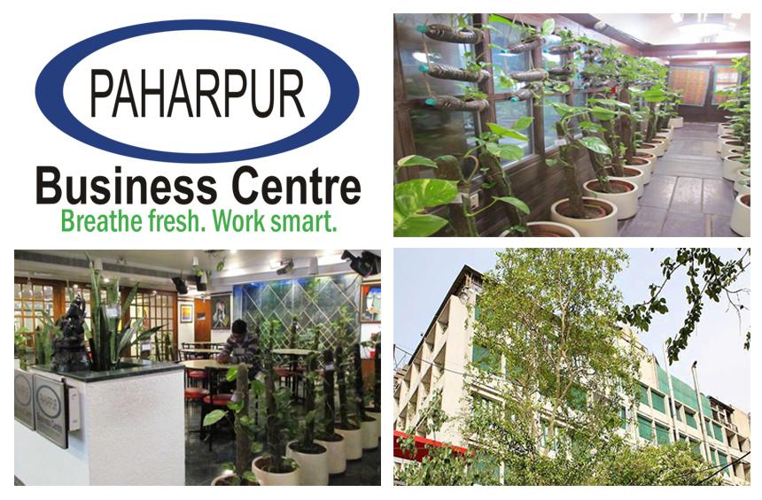 Paharpur Business Centre