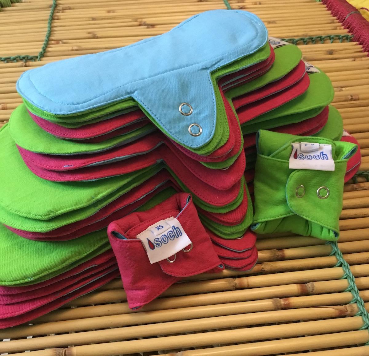 SOCH Reusable Menstrual Products