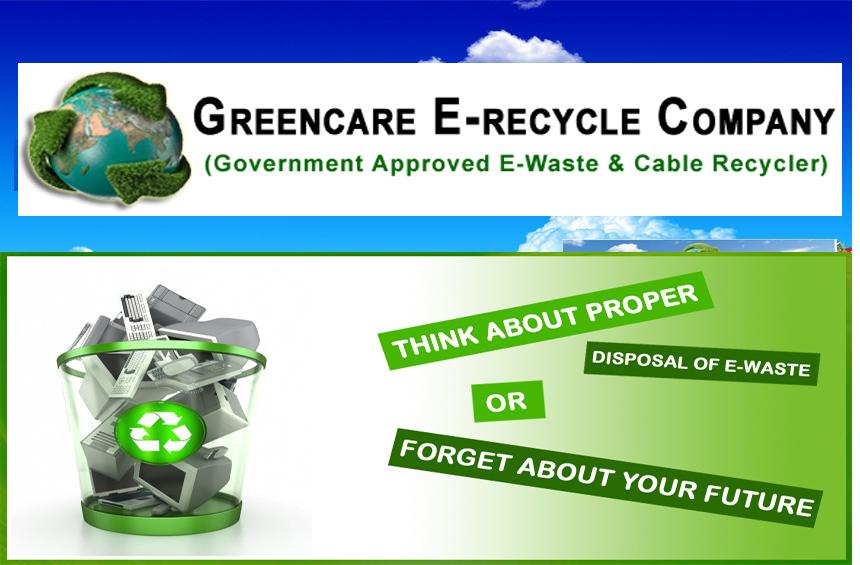 Greencare E-Recycle