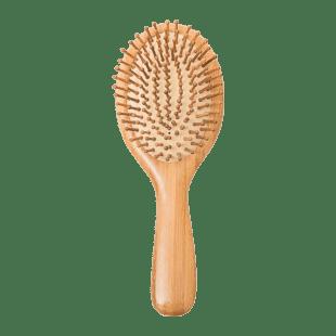 cepillo capilar de bambu