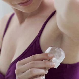 desodorante natural y ecologico