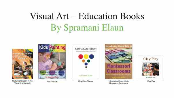 Teaching Kids Art | Books | Curriculum | Author