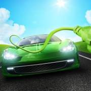 Auto Makers For a Green Car Push