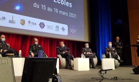 L'École de l'air participe au Séminaire interarmées des grandes écoles militaires 2021