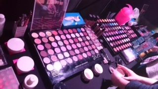 Make up Ecole de Luca