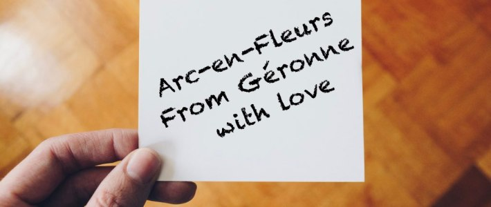 AEF From Géronne with Love ! #01