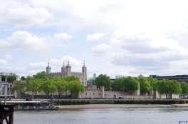London Tower, que nous visiterons ensuite