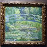 Water Lily Pond - Monet