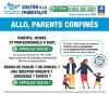 Allo parents confinés: 0805 382 300