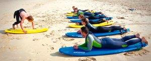 Ecole de surf & skate @Soonline Moliets plage cours et stage de surf – location – pro shop – vélo – initiation