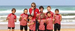 surf-lessons-moliets-group-enfants