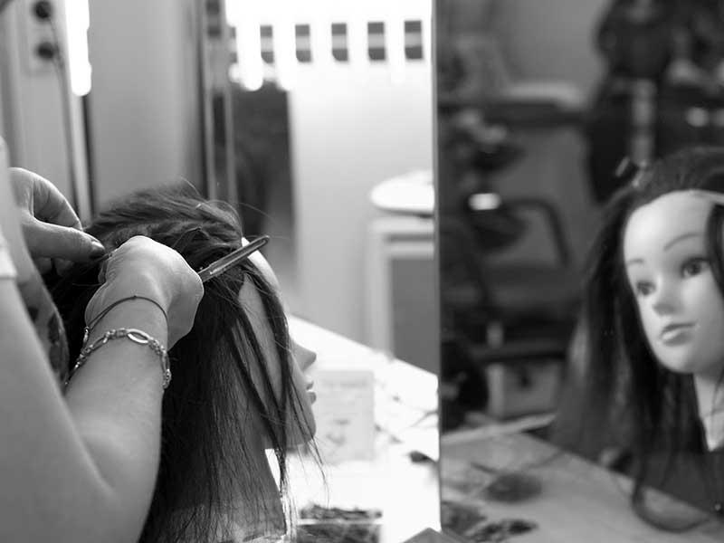 Formation au bp coiffure