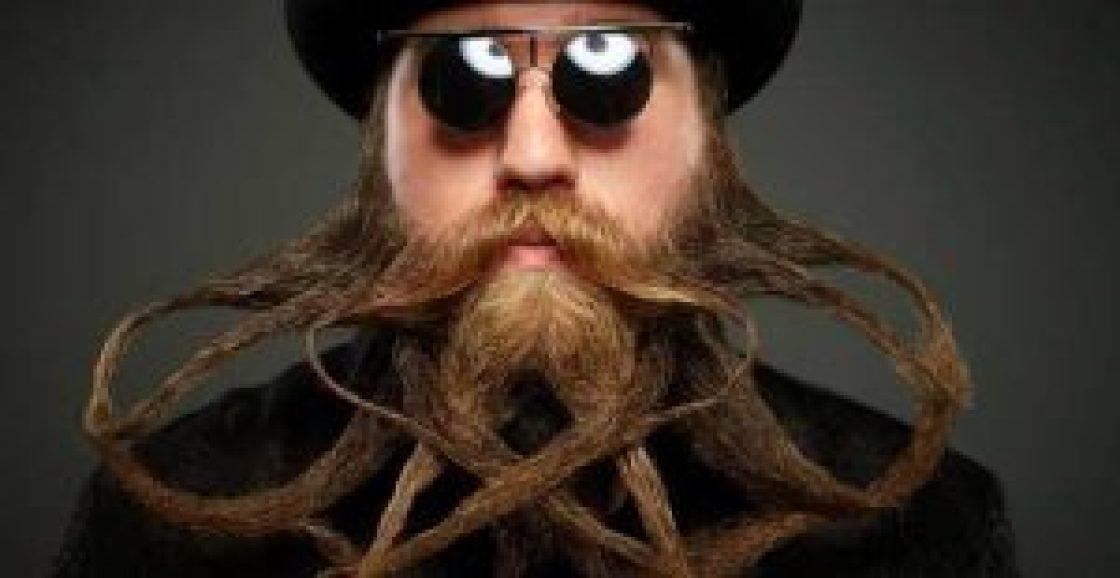 style de barbe atypique