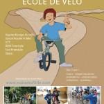 ECOLE DE VELO MCF LILLE affiche