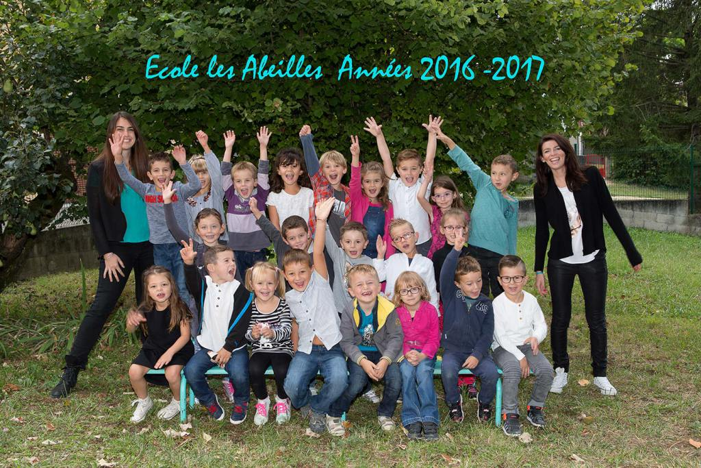 Photos de classes Ecole Privée Oytier GS & CP