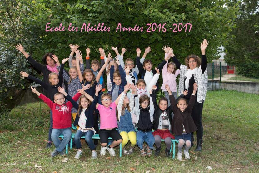 Photos de classes Ecole Privée Oytier CE1 & CE2