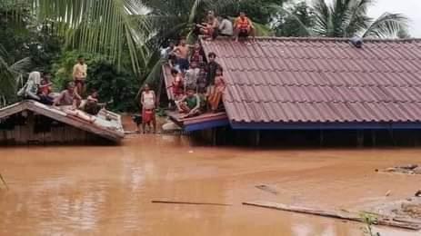Distribution Solidaire – Intempéries Centre Viêt-Nam