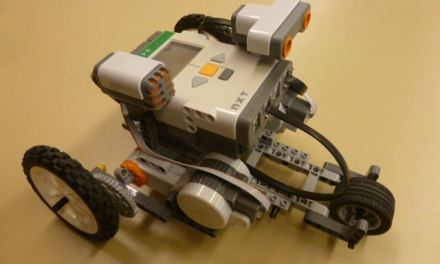 Robots NXT