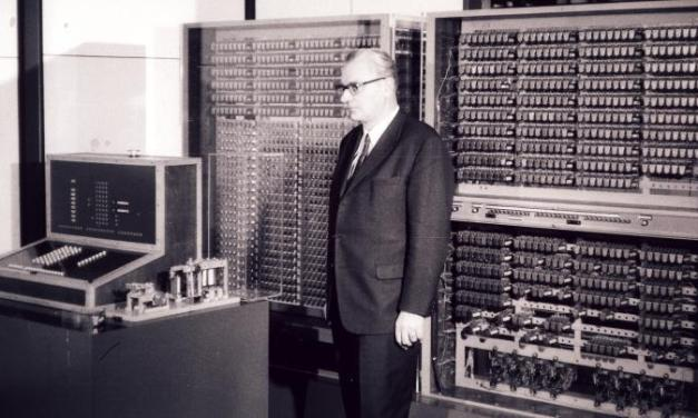 le premier ordinateur