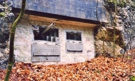 Le fort de Frinvilier, par Chris