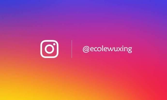 École Wuxing - instagram