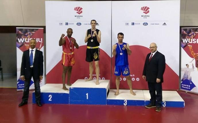 Coupe de France Wushu Qingda Sanda 2018 - Ecole Wuxing Kung Fu