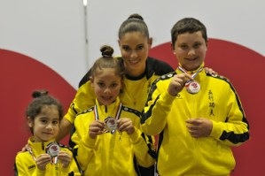 Coupe de France Jeunes Wushu Guyancourt 2018 - Ecole Wuxing Kung-Fu