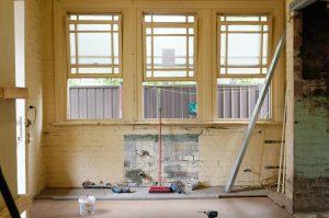 Support Retrofitting Over New Development