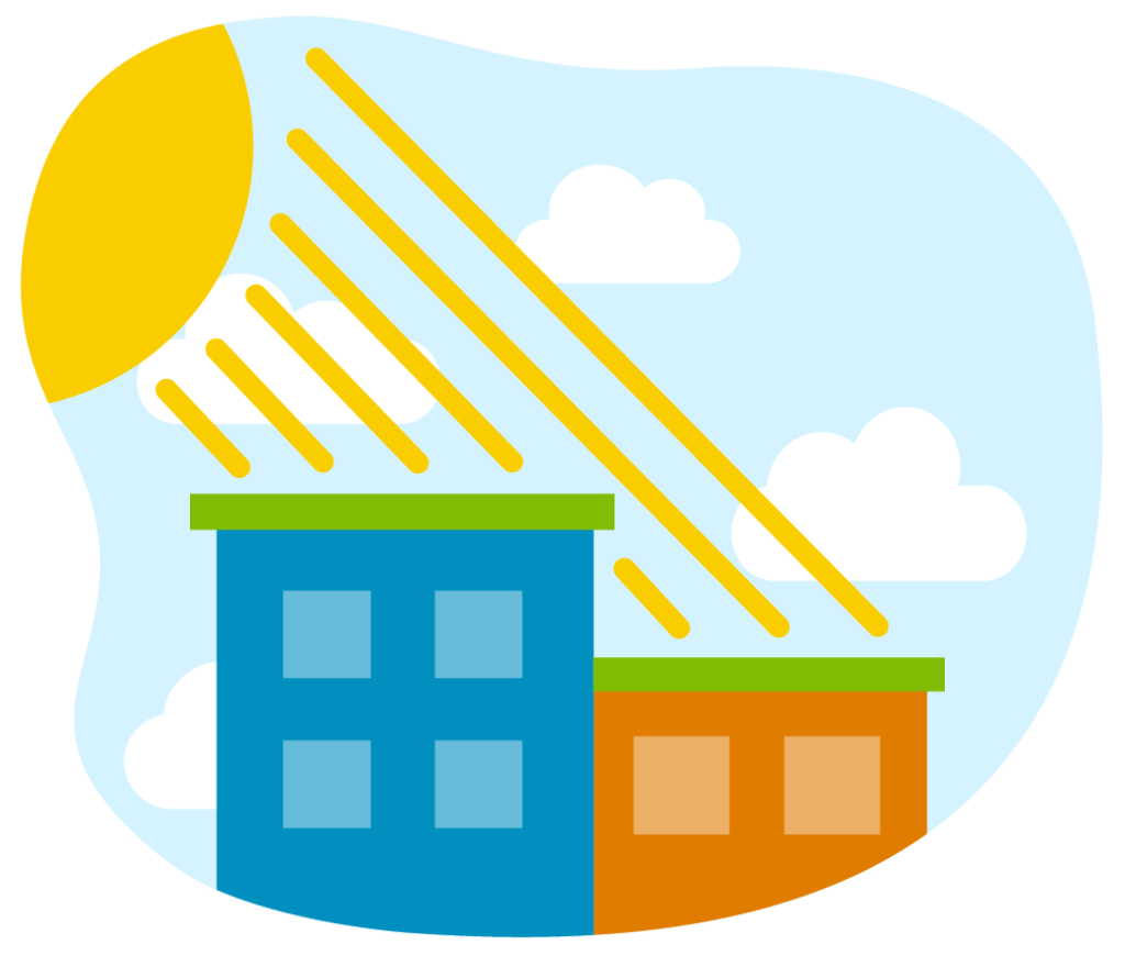solar energy graphic