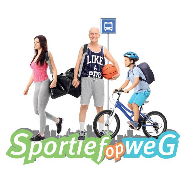 Leidraad 'Sportief op weg'