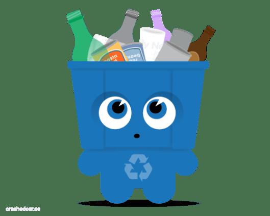 reciclar animado