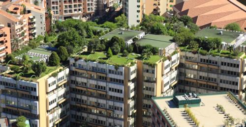 Qué es un techo verde