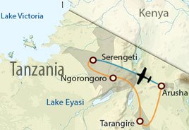 7 Days Tanzania Safari
