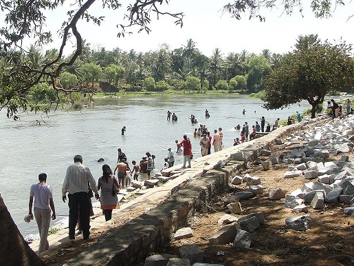 The mind's river: How a life along the Cauvery stilled my anxieties