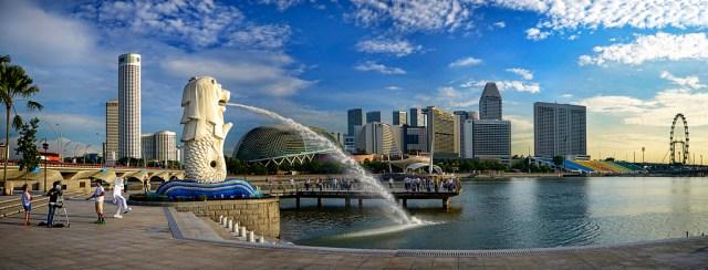 Oh Singapore!