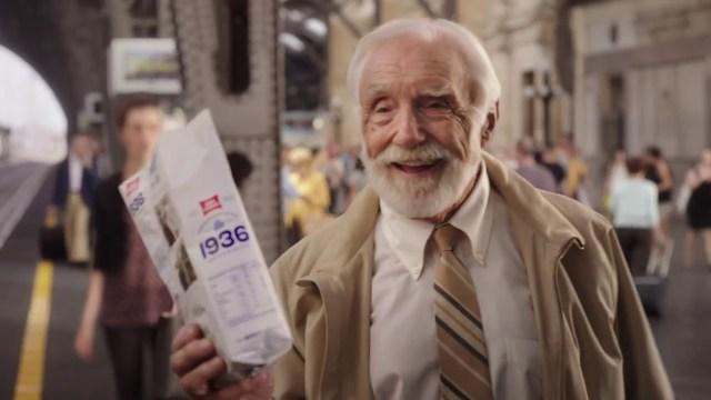 il nonno della pubblicità
