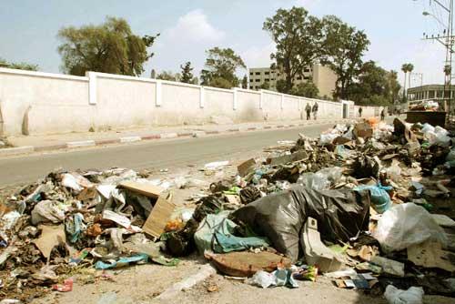 Gaza_Solid_Waste