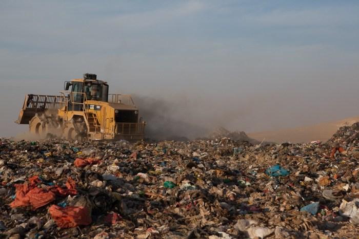 landfill-amman