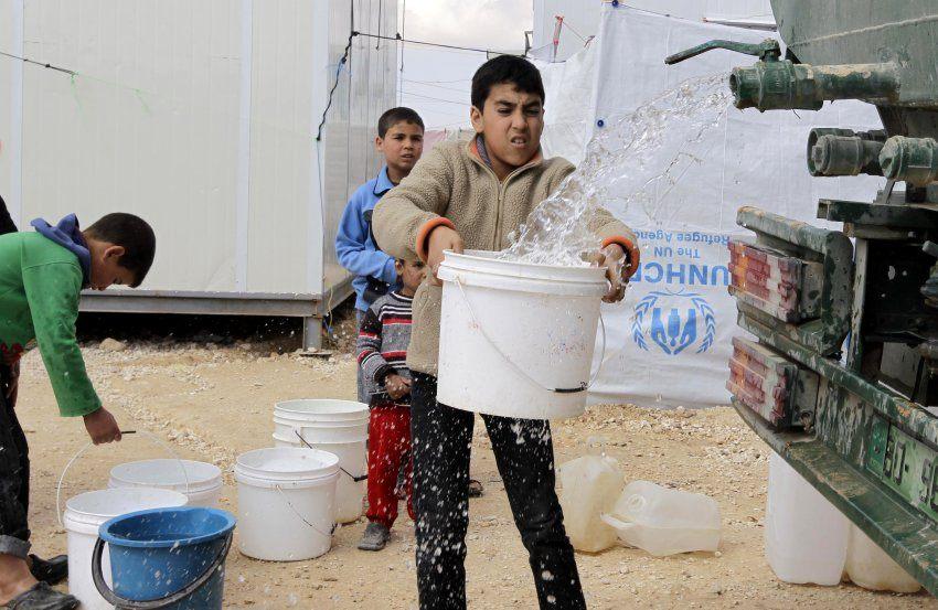 zaatari-water