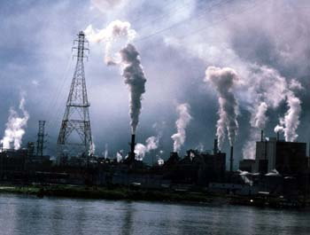 negative effects of industrialization on environment