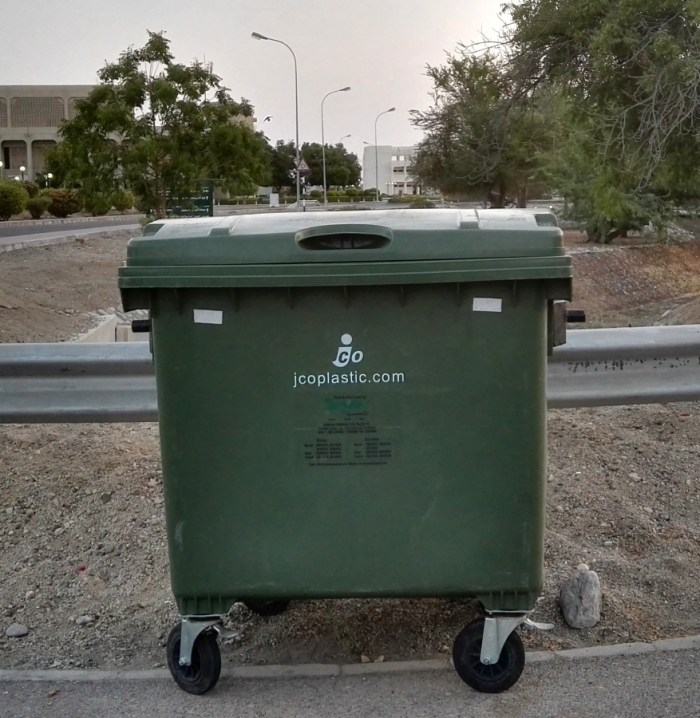 Omani society is ready to engage actively in initiatives to promote sustainable waste management